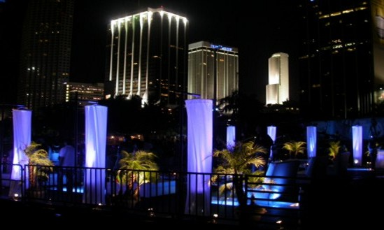 Event Lighting Miami