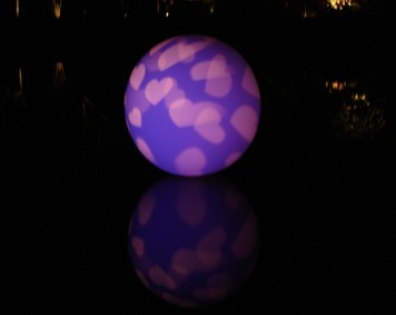 LED Orb Lighting