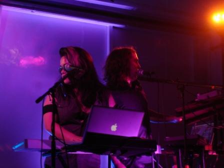 Lighting, party, DJ Panic Bomber, Sweatstock, Miami, FL