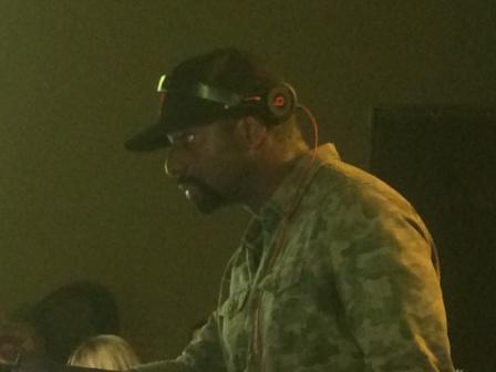 Lighting, party, DJ Irie | RedBull, launch, #helloyellow, Mana, Miami, FL