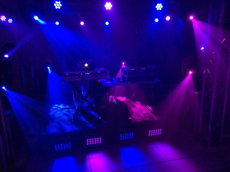 Lighting, party, DJ,dancehall, Kiwanis International, Lauderdale Lakes, FL