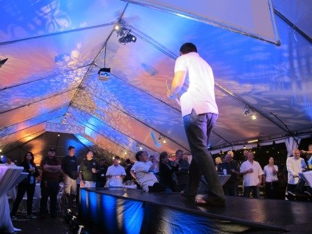 Lighting, tent, Cystic Fibrosis 'Florida Classic', Hyatt Regency Pier 66, Ft Lauderdale, FL